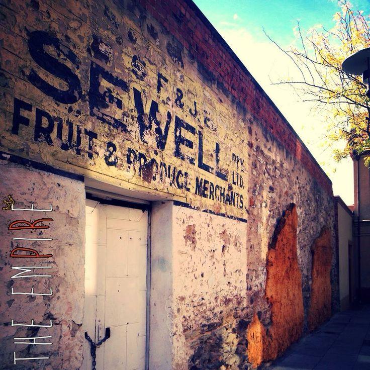 Ebenezer Place.   #wearelocalADL #empirepr #southaustralia #adelaide #australia