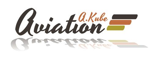 A.Kube Aviation brand. Designed by Phunkemedia Web & Graphic Design.
