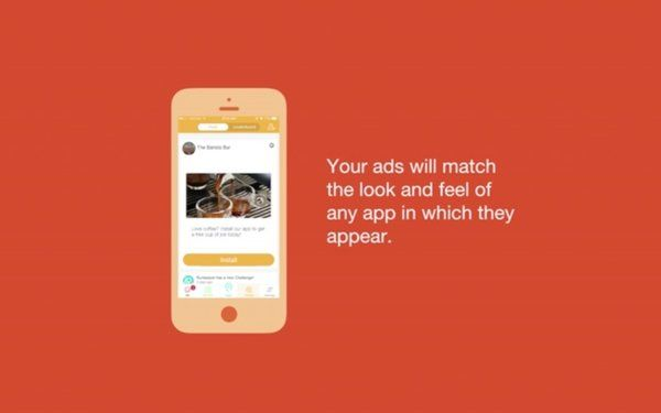 Twitter is now offering native ads to brand partners running mobile app install campaigns on the Twitter Audience Platform, the social giant is expected to announce on Thursday.