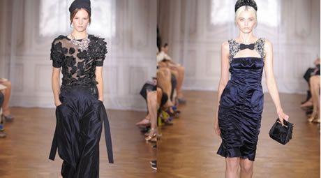 Nőies és klasszikus ruhákat álmodott meg Nina Ricci tavaszra - Divat - trend - Szépség-divat-trend magazin - Hotdog.hu