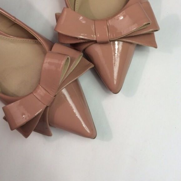"""Kurt Geiger Carvela nude heel 2"""" in nude heel. In beautiful condition. Love these but they are just a half size too small for me so I haven't worn them! Kurt Geiger Shoes Heels"""