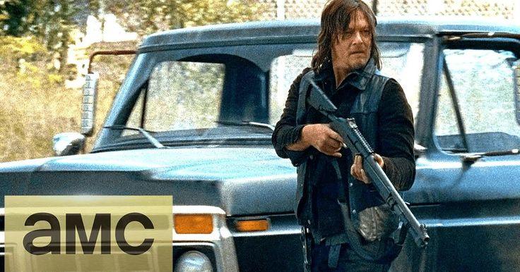 Daryl due volte più lontano morti che camminano