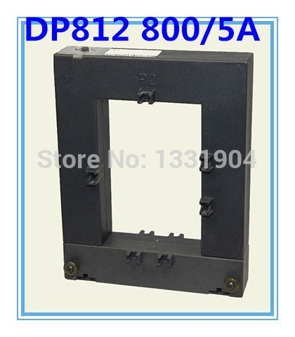 (33.25$)  Watch now  - DP812 800/5A class 0.5 high accuracy split core current transformer open-type current transformers  FACTORY QUALITY GUARANTEE