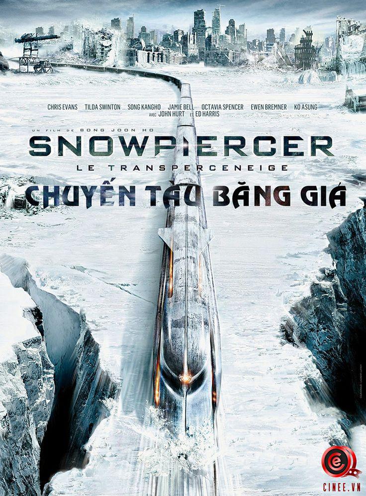 Chép phim HD Snowpiercer 2014 - Chuyến Tàu Băng Giá tại www.cinee.vn