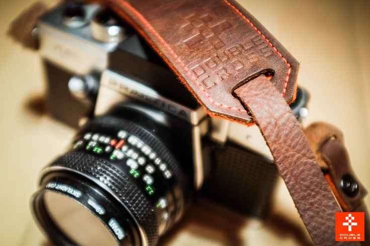 Stylish and Durable Leather Camera Strap | Indiegogo