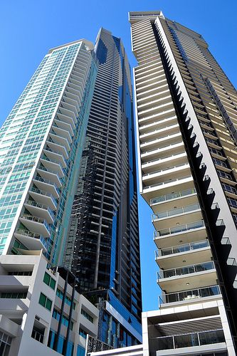 Brisbane Skyscrapers ©
