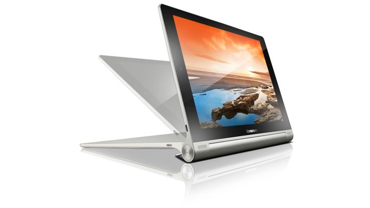 Lenovo Yoga Tablet 10 HD+ review | A bulky tablet with some appealing features the Lenovo Yoga 10 HD+'s main attractions are its folding stand and heavy-duty battery. Reviews | TechRadar