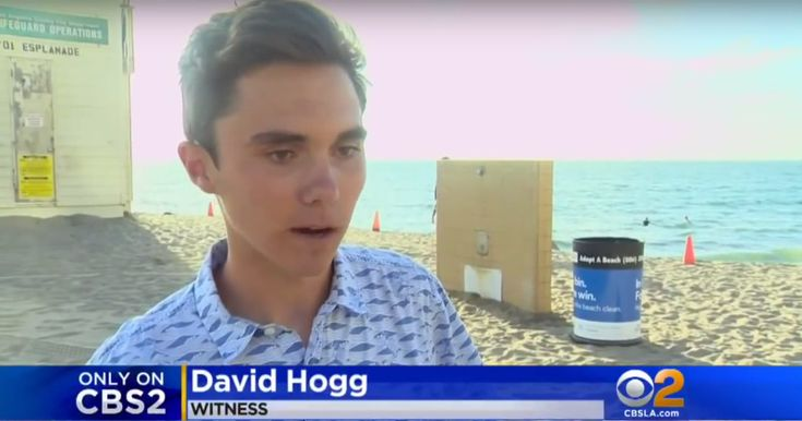 Student Anti-Gun Activist Featured In CBS News Story - Six Months Ago » Alex Jones' Infowars: There's a war on for your mind!