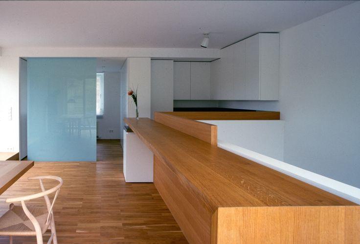 Reihenhaus Mag. Paulat - Entwurf FISCHILL Architekt