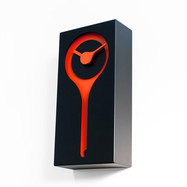 Las 25 mejores ideas sobre reloj pared adhesivo en - Reloj de pared moderno ...