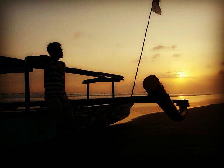 #shilouette #sunset