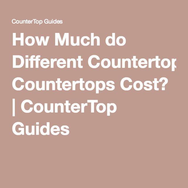 best 25+ granite countertops cost ideas on pinterest | cost of