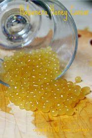 Love from the Kitchen: Habanero Honey Caviar
