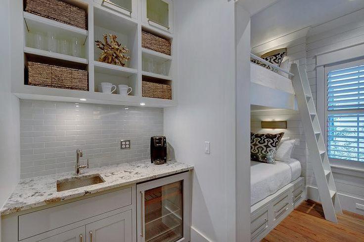 Image Result For White Kitchen Shelves
