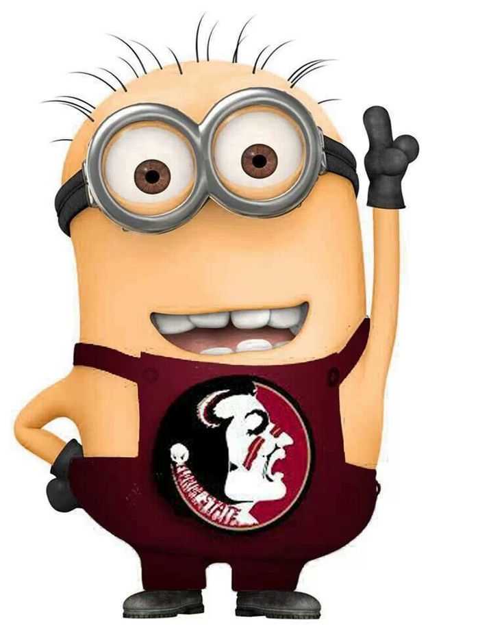 Fsu Minion Go Noles Pinterest Ashley Walters I