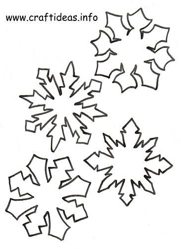 Best Hpelyhek Images On   Snow Paper Snowflakes And