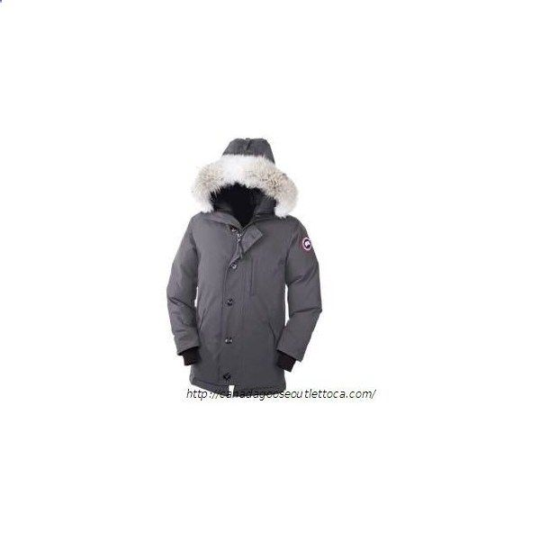 FREE SHIPPING on orders over $49 on the Canada Goose Mens Chateau Parka and other Canada Goose Mens Jackets at Moosejaw