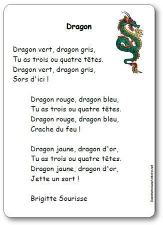 Dragon de Brigitte Sourisse
