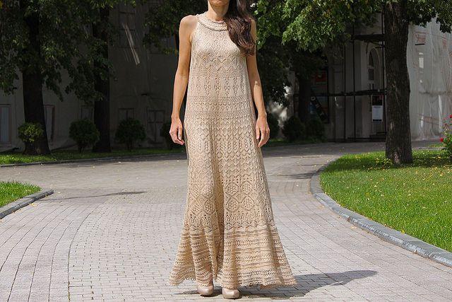Ravelry: A-dress pattern by Lacelegance
