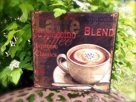 Tags: decoratie, keuken, wanddecoratie, koffie, kopje koffie, mokka, espresso kopjes, koffie foto's, Cafe, foto's voor de keuken, keuken foto's, cup