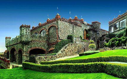 El Castillo de Santa Cecilia en #Guanajuato , Ciudad Mexicana Patrimonio Mundial. Ciudades Patrimonio Tour By Mexico - Google+