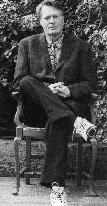 J.M.G. Le Clézio (France), Puterbaugh Fellow 1997