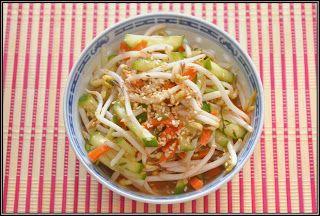 ŐRÜLTEN  JÓ ÉTELEK : Csíra és saláta avagy Kipipálva