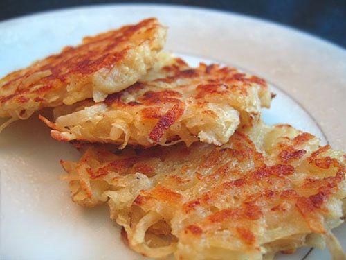 Resultado de imagen de latkes de patatas cocina sefardi januca en cordoba