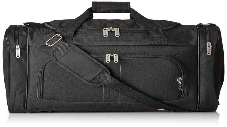Travel Luggage Sale - 5 Cities Lightweight Hand Luggage Cabin Sized Sports Duffel Holdall. Read more. Visit Nigeria Rendezvous on - http://nigeriarendezvous.com/travel-luggage-sale-5-cities-lightweight-hand-luggage-cabin-sized-sports-duffel-holdall/ - http://nigeriarendezvous.com/wp-content/uploads/2018/02/Travel-Luggage-Sale-5-Cities-Lightweight-Hand-Luggage-Cabin-Sized-Sports-Duffel-Holdall.jpg - The 5 Cities Lightweight Hand Luggage Cabin Sized Sports Duffel Holdall fits 9