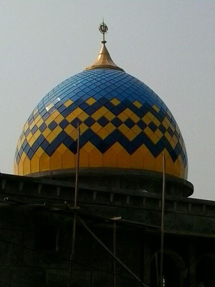 Kontraktor Kubah Masjid di Aceh Jaya | Hub. 081331587344 Sekarang