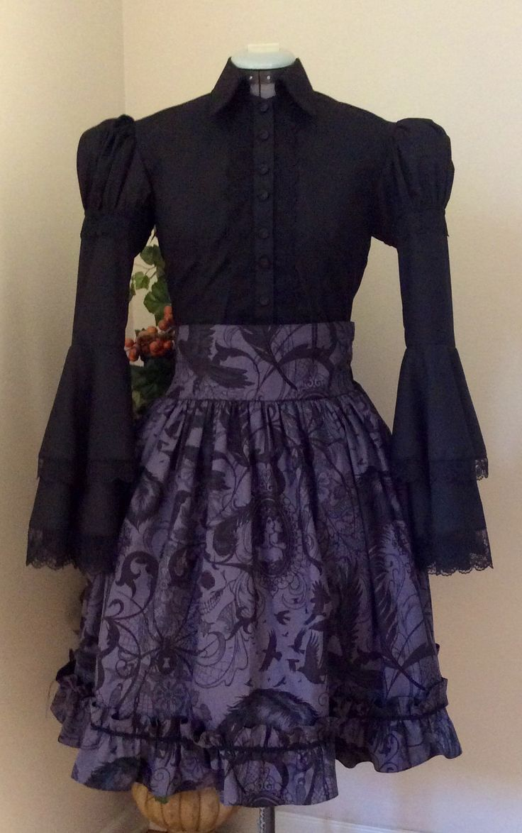 Steamgoth Lolita Blouse