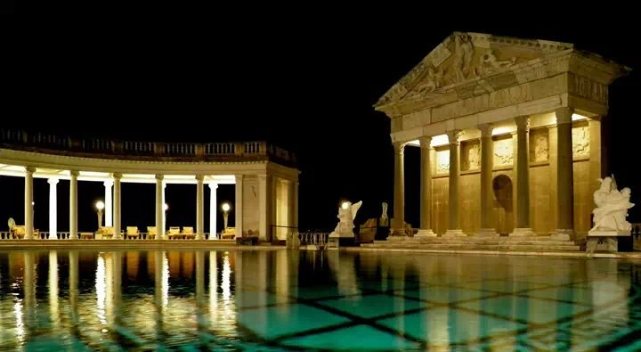17 best images about hearst castle on pinterest the muse for Castle gardens pool