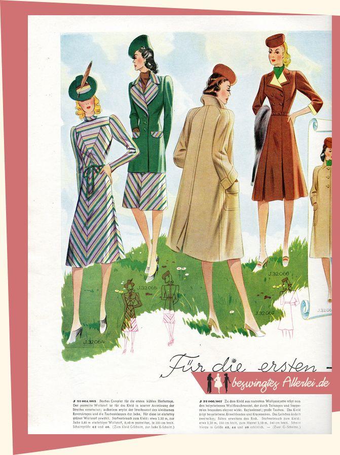 Beswingtes Allerlei - Swing, Mode der 40er und 50er Jahre und Leidenschaft…