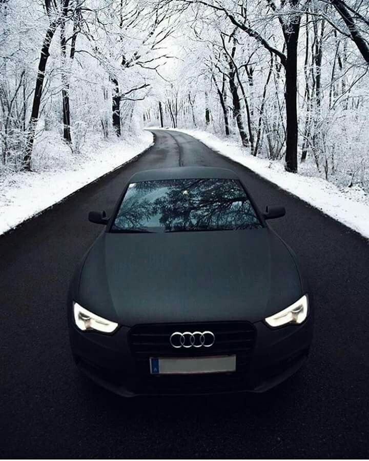 Black isn't a colour it's an emotion .Audi