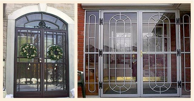 Keeping the Home Safe and Secured with Security Doors in Melbourne