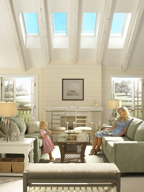 80 Best Images About Velux Skylights On Pinterest Sun
