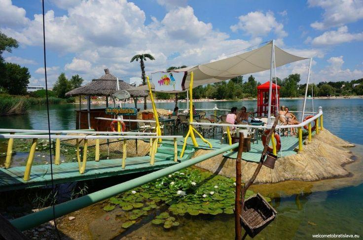 MANGO RESTAURANT & TIKI BEACH - WelcomeToBratislava | WelcomeToBratislava