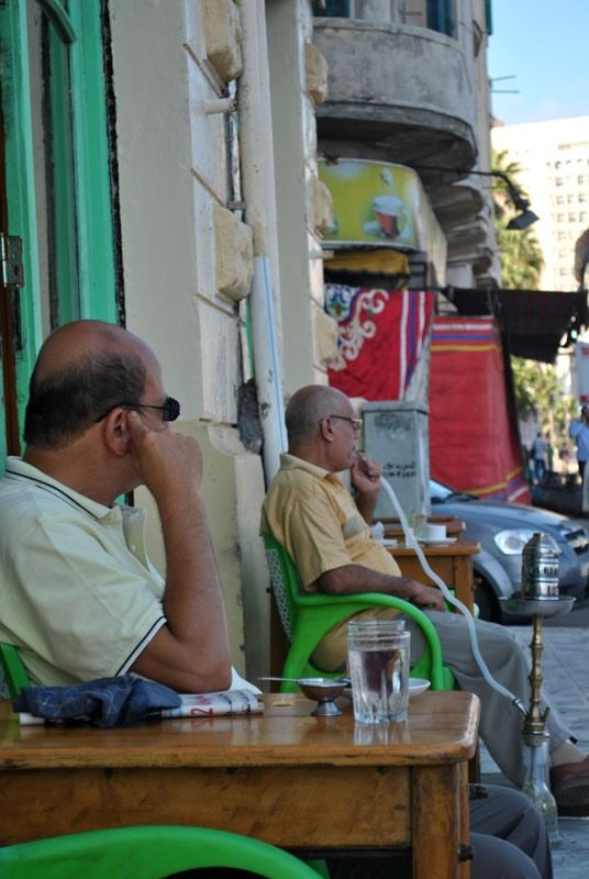 Alexandria | Travel blog -  Tea and Sheesha