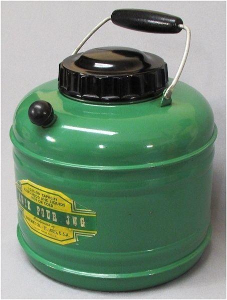 Vintage Kwik Pour Jug  One Gallon Hot Cold Picnic Cooler  | eBay