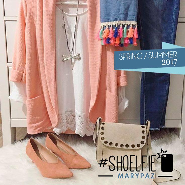 ¡ Feliz viernes a todas con nuestro #shoelfie !  #SoyYoSoyMARYPAZ #follow #spring #summer #fashion #verano #colour #tendencias #marypaz #locaporlamoda #BFF #igers #moda #zapatos #trendy #look #itgirl #primavera #SS17 #igersoftheday #girl #shoponline #online #compraya #shoelfie  Hazte con este ZAPATO DE SALÓN aquí o visitando tu tienda MARYPAZ más cercana ► http://www.marypaz.com/salon-pala-alta-0190117v2031-76048.html