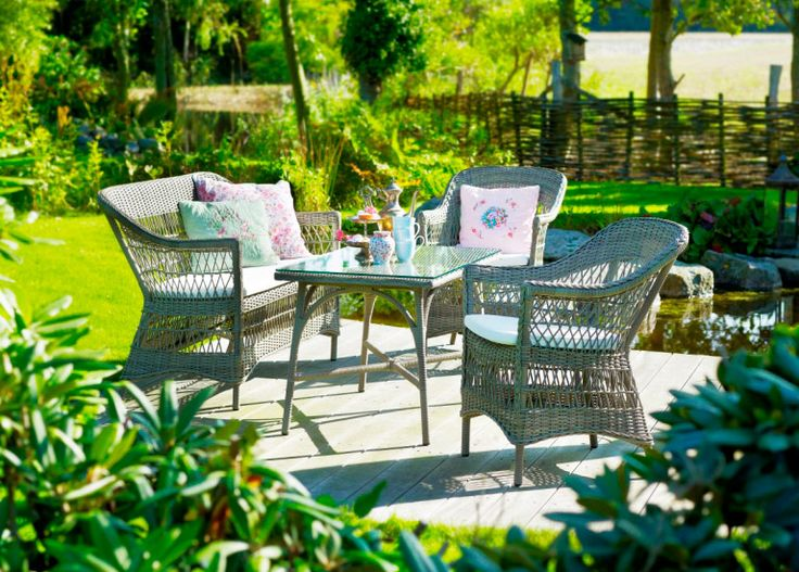39 mejores imágenes de Willow House en Georgia Garden Outdoor ...