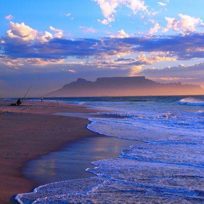 Beautiful Cape Town. BelAfrique your personal travel planner - 1 hour from Franschhoek home of La Clé des Montagnes four luxurious villas on a working wine farm. www.BelAfrique.com