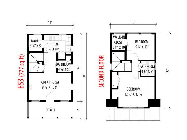 Very Small House Plans