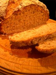 Quick and delicious spelt soda bread recipe