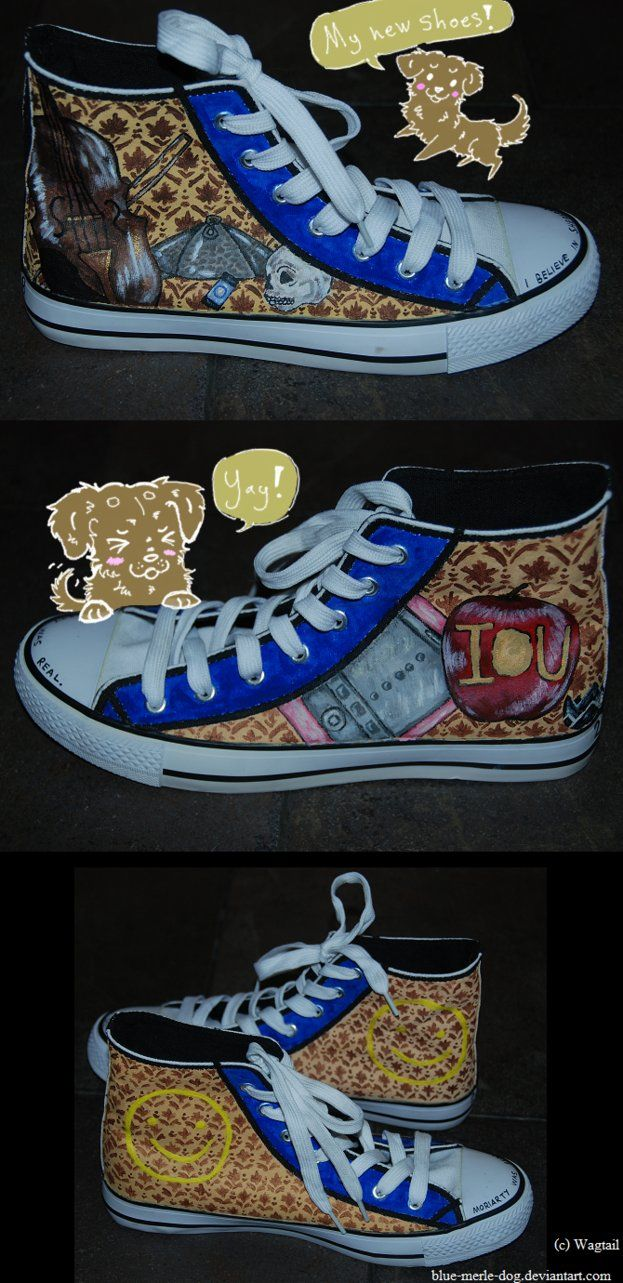 sherlock inspired shoes - Google Search