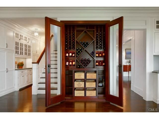 You donu0027t have to be a wine aficionado to appreciate this wine cellar. & 84 best Wondrous Wine Cellars images on Pinterest | Cellar doors ...