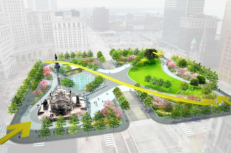 How Cleveland's New Park Will Define Resistance at the RNC | WIRED