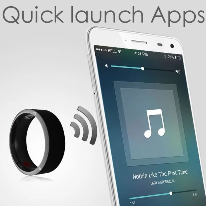 Smart Bluetooth Ring Just For You