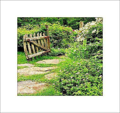 Garden Gates Cottage Inspiration Pinterest Garden Gate