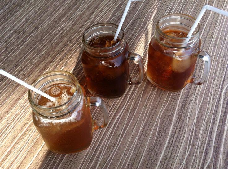 Tea Party at the Marina